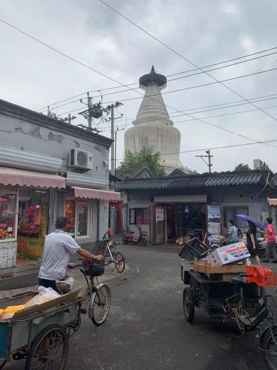设计周加持 北京胡同加速活化