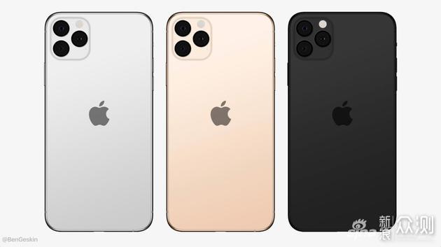 早读 新iPhone LOGO移中间/华为P40或首发鸿蒙