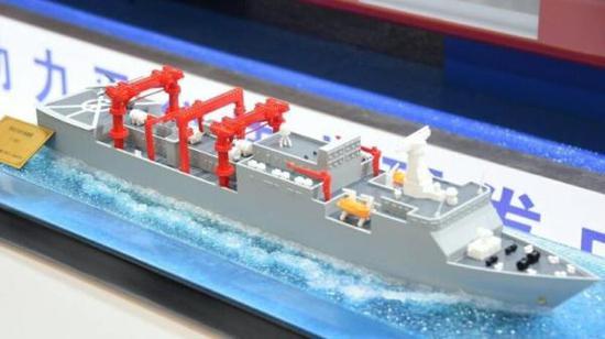 中国或十年内开建核动力航母 但首先要确认这一问题