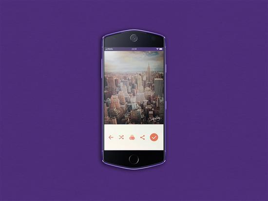 全新美图手机明年发布 小米总裁林斌微博为新机调研