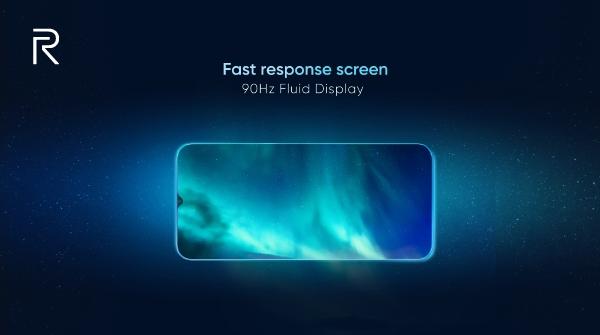 realme X2 Pro即将宣布:90Hz屏+50W闪充