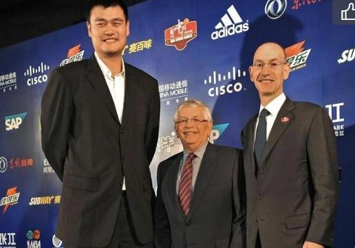 萧华:没想到会禁播NBA 依旧会去上海