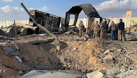 美士兵忆伊朗导弹袭击:我们等着地面战 他们没来