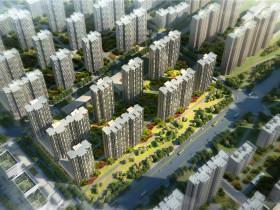 """石家庄东部新城建设取得重大进步 板块又填""""新丁"""""""